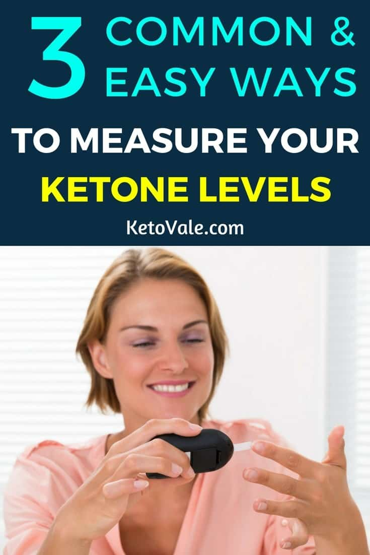 3 Ways to Test Your Ketone Levels