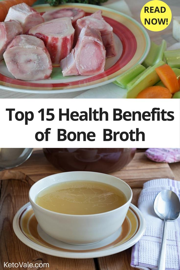 Top Health Benefits of Bone Broth