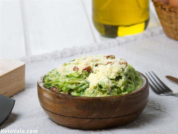 Zucchini Carbonara Recipe