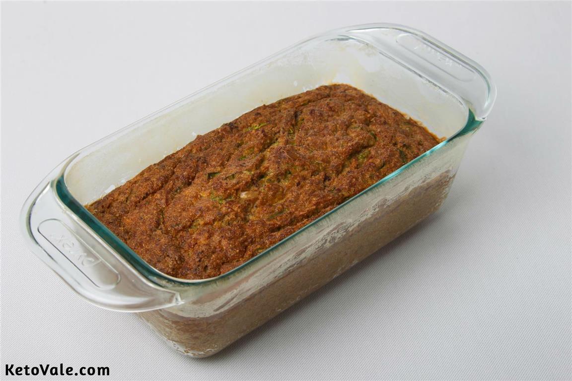 Zuchini Baking Recipes Keto