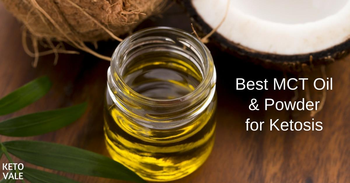 Best MCT Oil and Powder 2019 Reviews | Where To Buy | Keto ...
