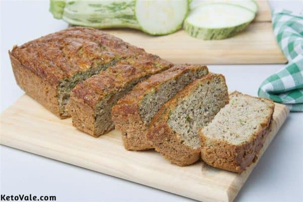 Coconut Zucchini Bread Recipe