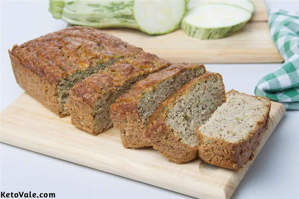 Coconut Zucchini Bread Recipe