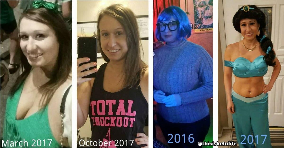 Emily Richman's Keto Success Story