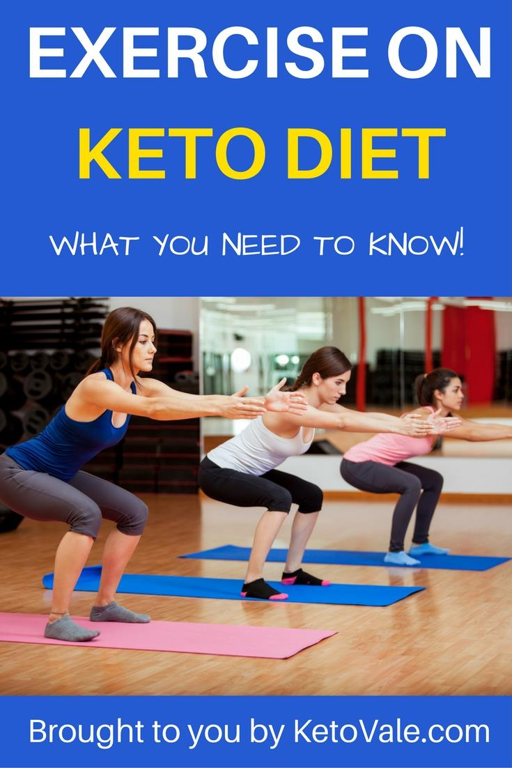 Exercise on Keto Diet