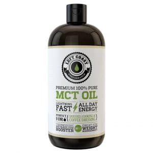Left Coast Performance Premium MCT Oil