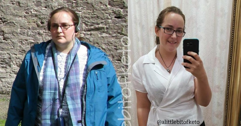 Liz Tristram's Keto Success Story
