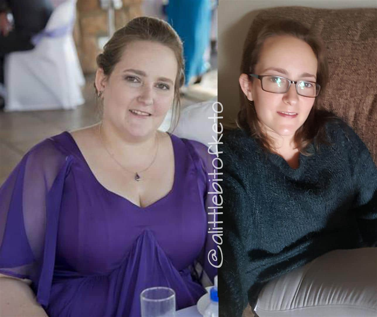 Liz Tristram's Weight Loss