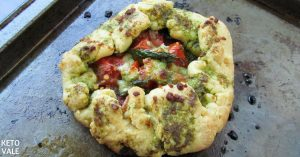 Low Carb Savory Galette