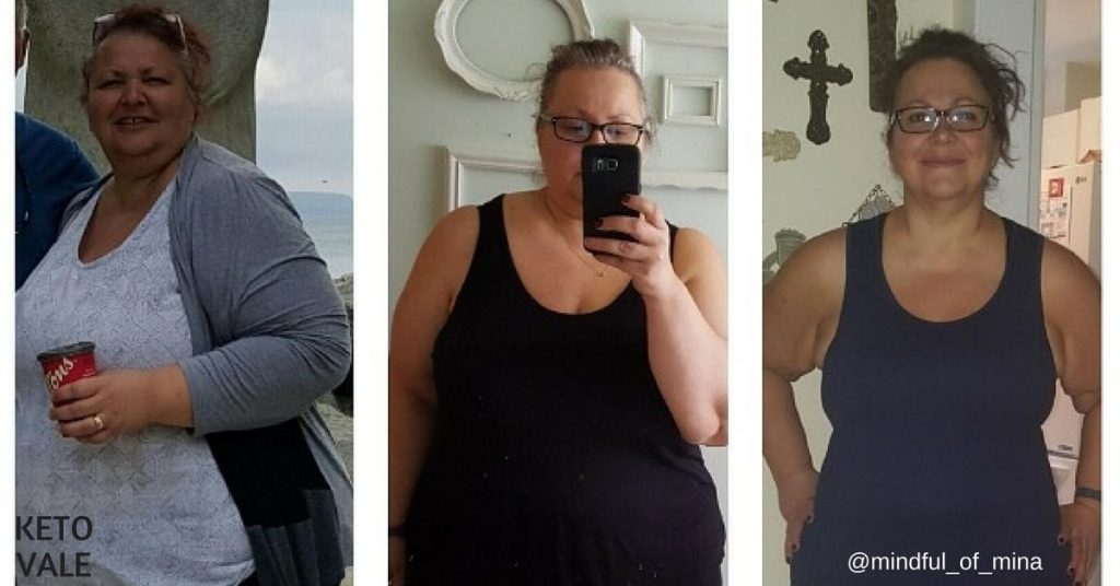Mina Viscardi-Johnson's Keto Story