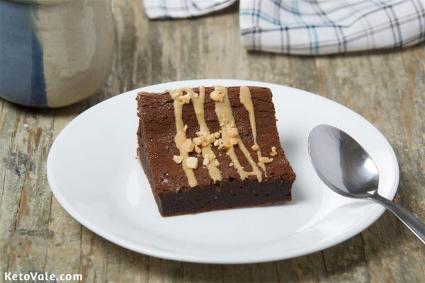 Peanut Butter Brownies Recipe