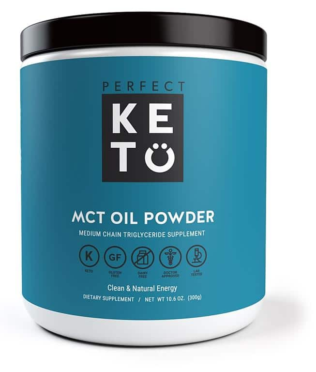Perfect Keto MCT Powder Supplement