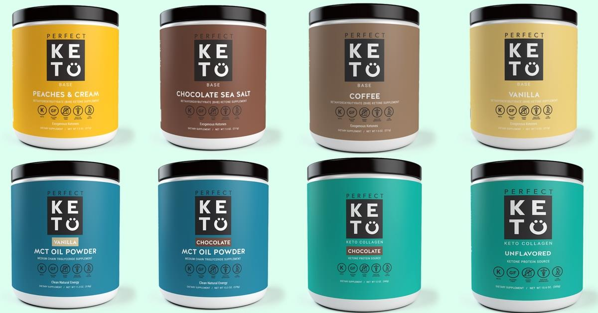 Perfect Keto Supplements Review