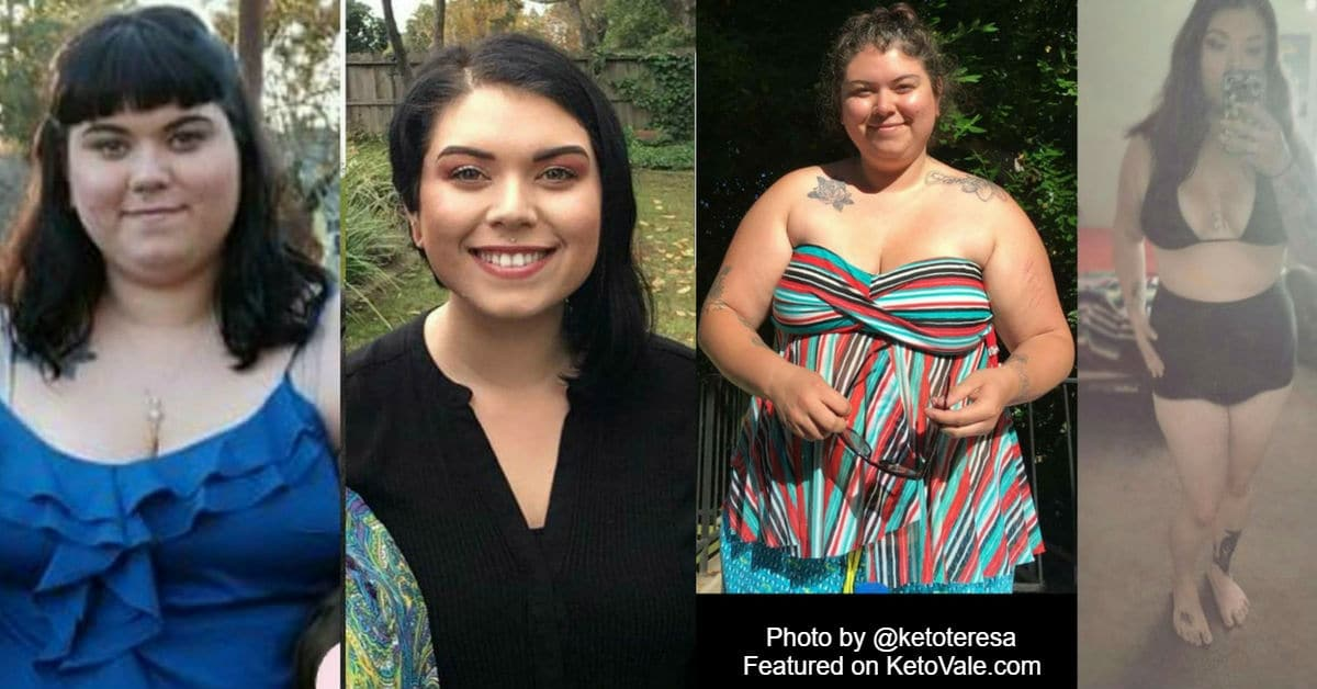 Teresa Erwin's Keto Success Story