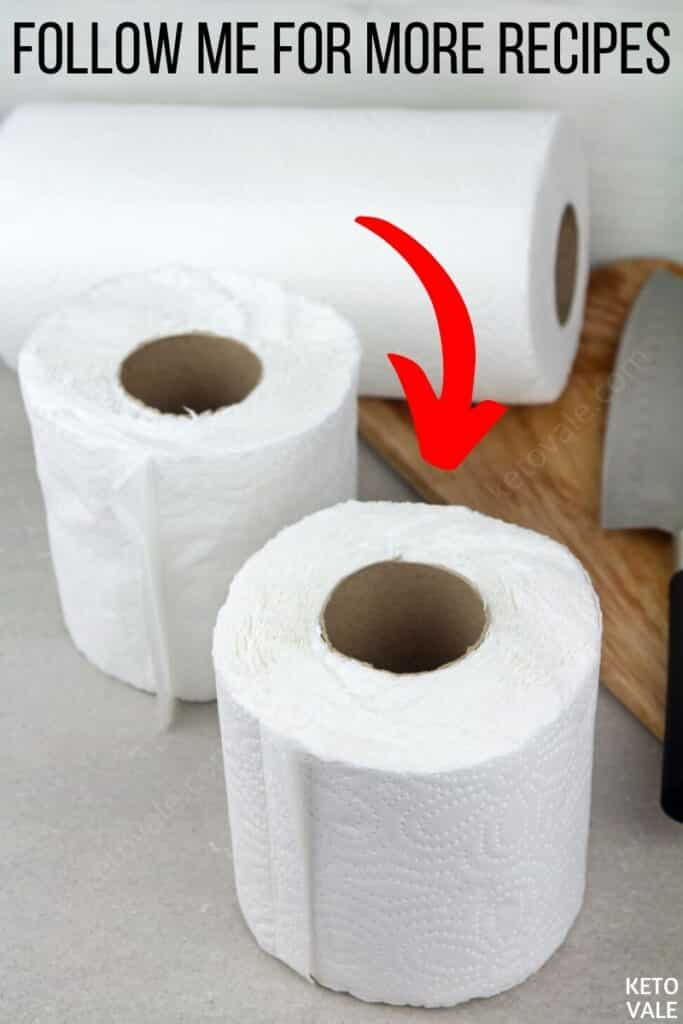 papper towel roll
