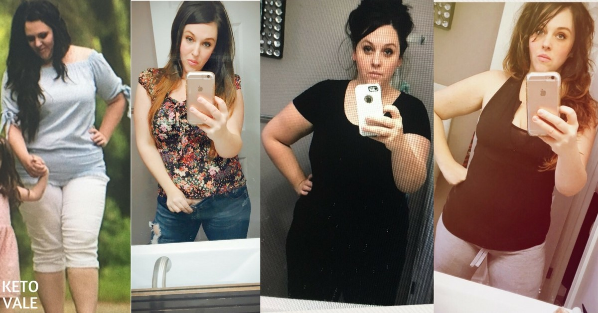 Carleigh Lauzon's Keto Success Story