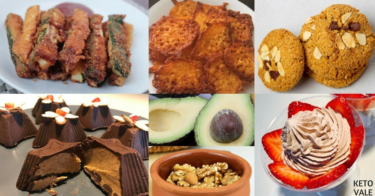 Keto Snacks Ideas