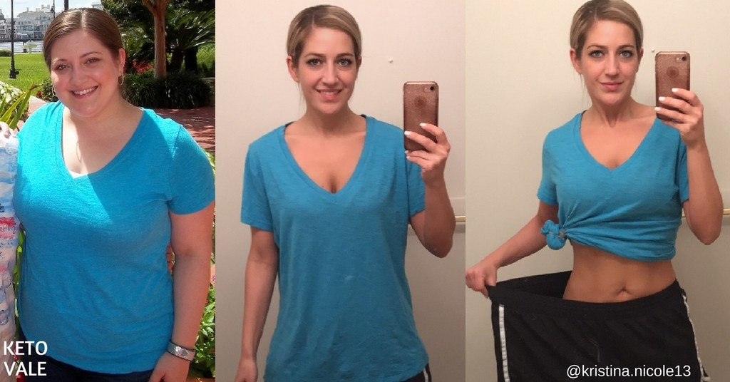 Kristina Bezenah's Keto Success Story