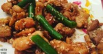 Low Carb Sesame chicken