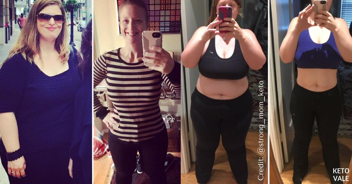 Michelle Carvalho's Keto Success Story