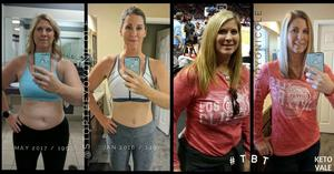 Nicole Stine's Keto Success Story