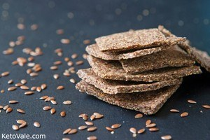 Flaxseed Chips Recipe
