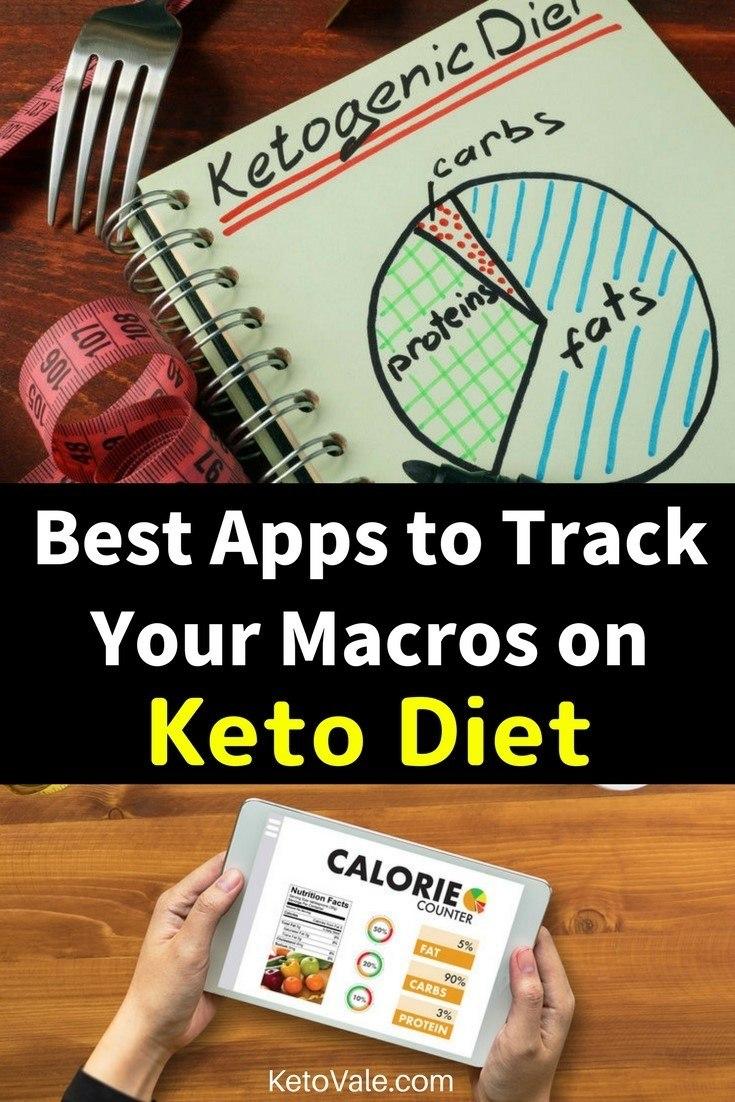 Best Keto Diet Apps to Track Macros - Free & Paid | Keto Vale