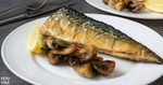 Mackerel Fillet With Butter Mushroom