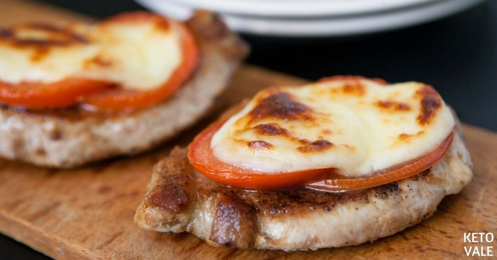 Mozzarella Pork Chops
