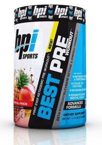 BPI Sports Pre Workout