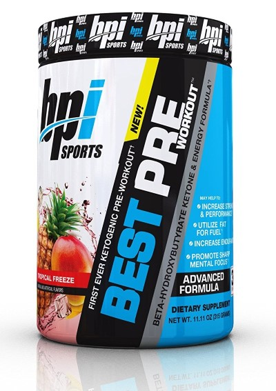 BPI Sports Pre Workout