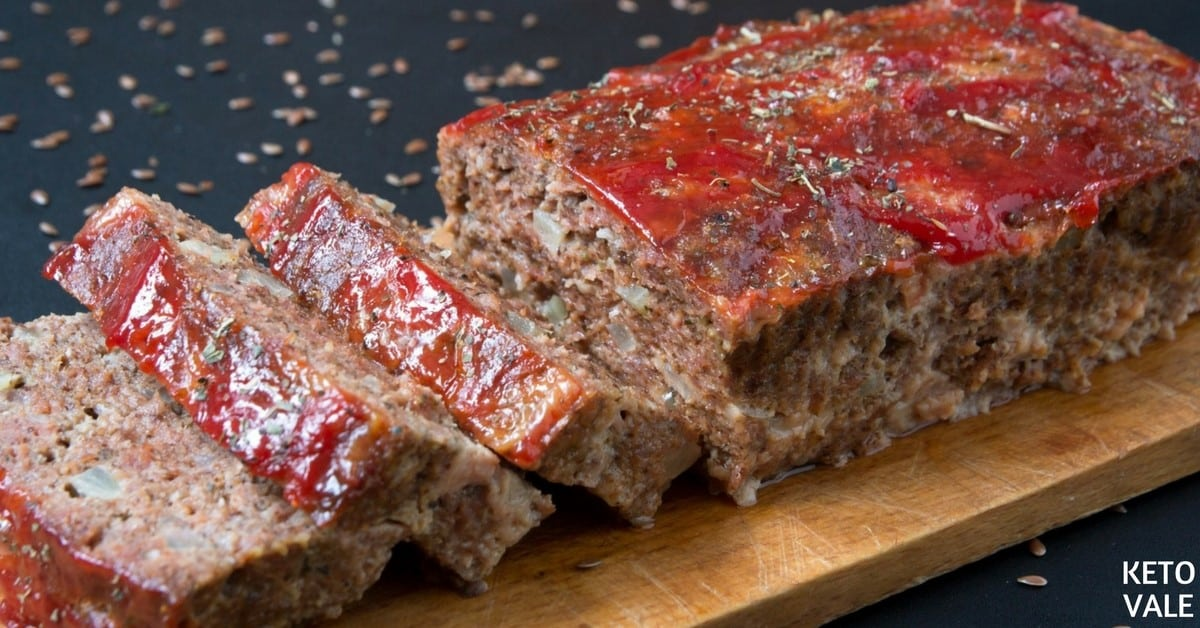Beef and Pork Meatloaf