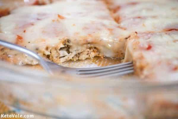 Chicken Pizza Pie Recipe
