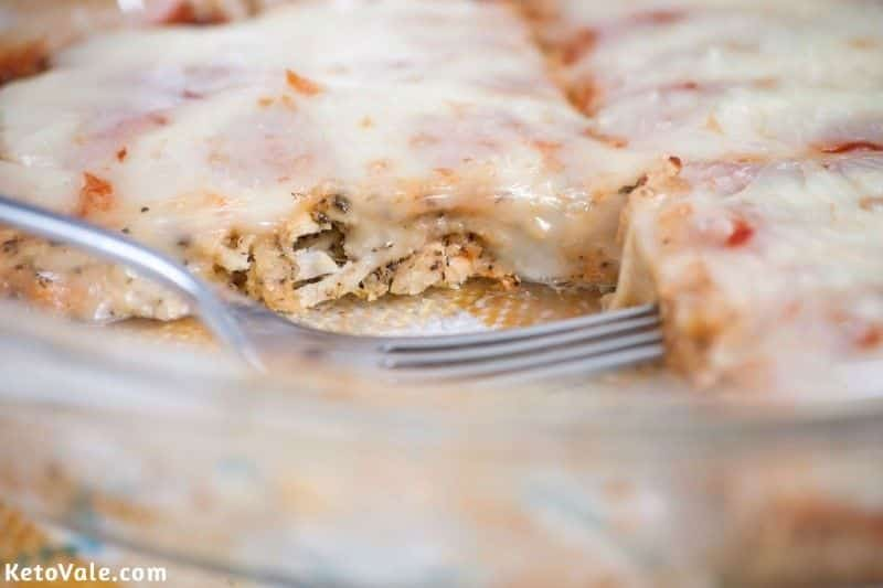 Chicken Pizza Pie Recipe