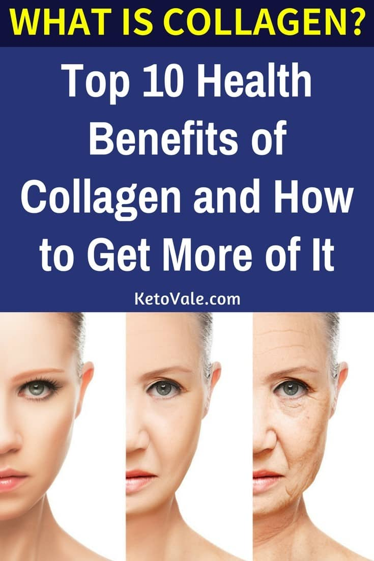 Collagen Benefits Side Effects How To Get More Keto Vale