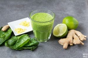 Ginger Green Smoothie Recipe