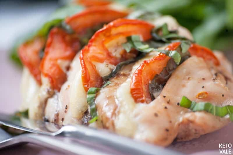 Hasselback chicken recipe
