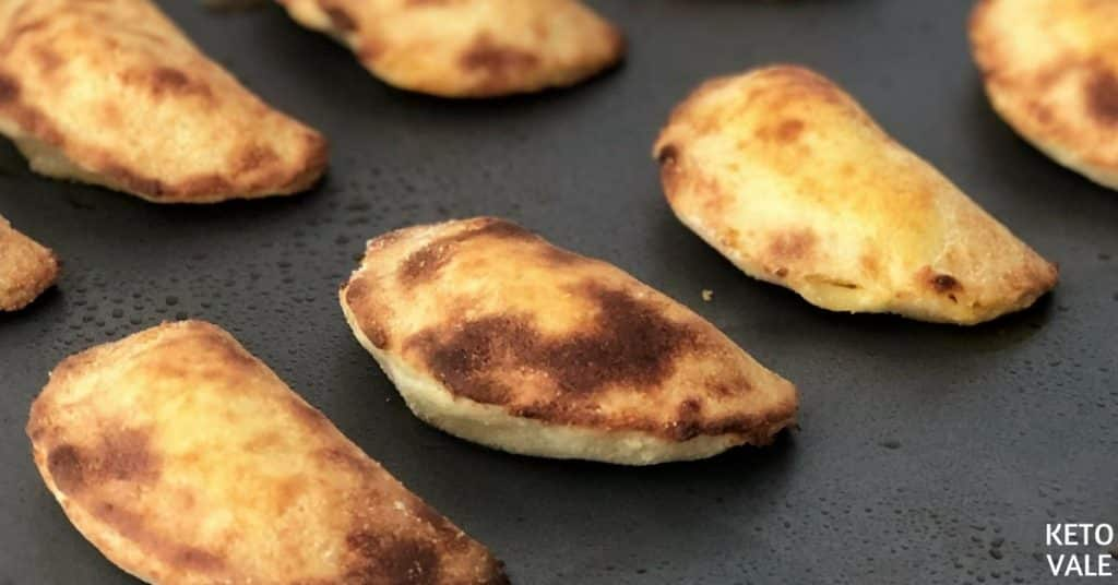 Keto Chicken Empanadas