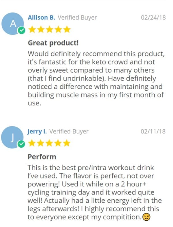 Keto Perform Reviews