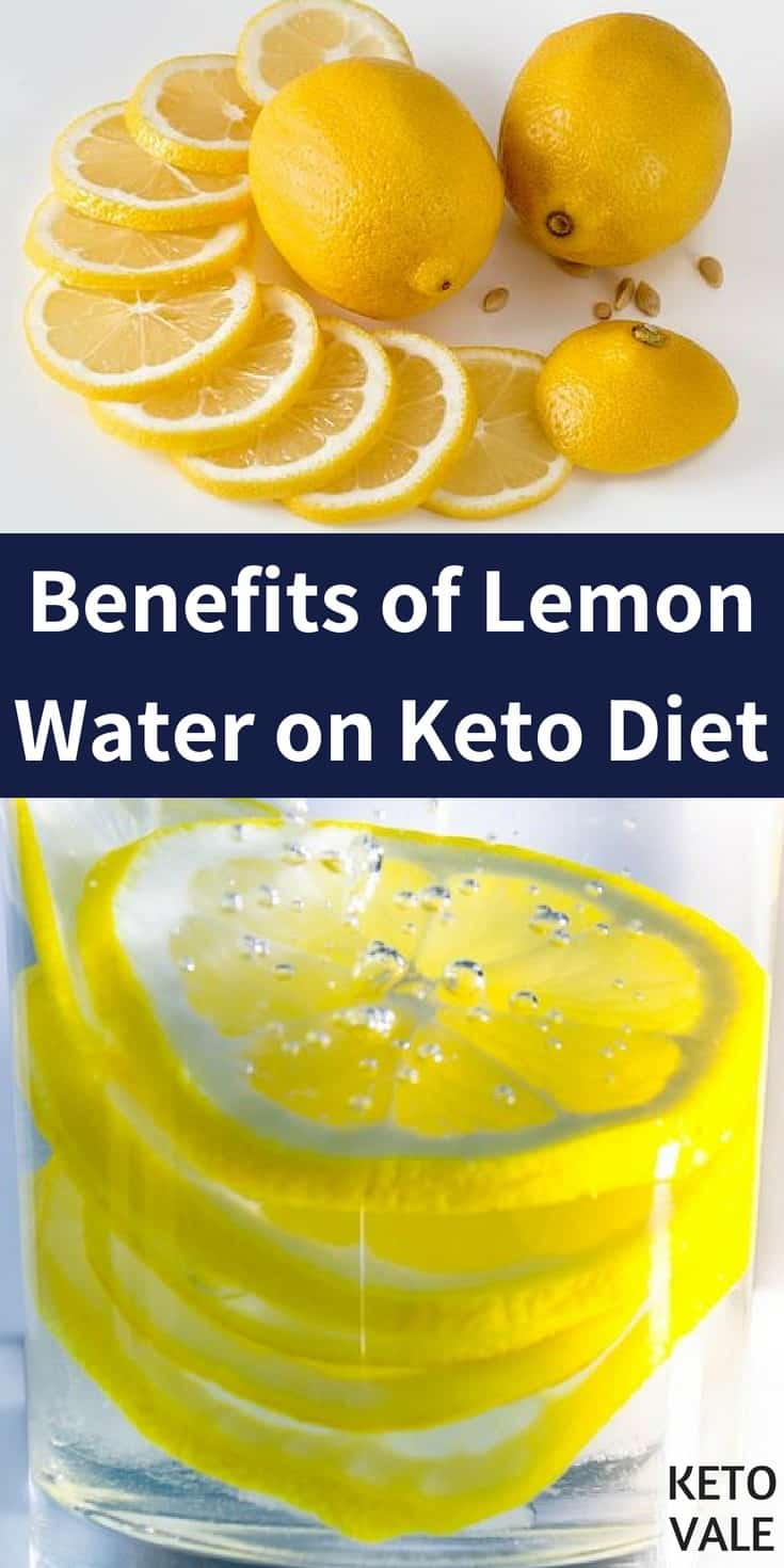 Lemon Water on Keto Diet: The benefits and why you should drink it daily.