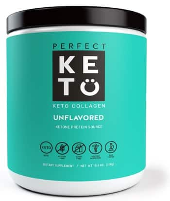 Perfect Keto Collagen with MCT