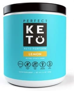 Perfect Keto Perform Sports Drink