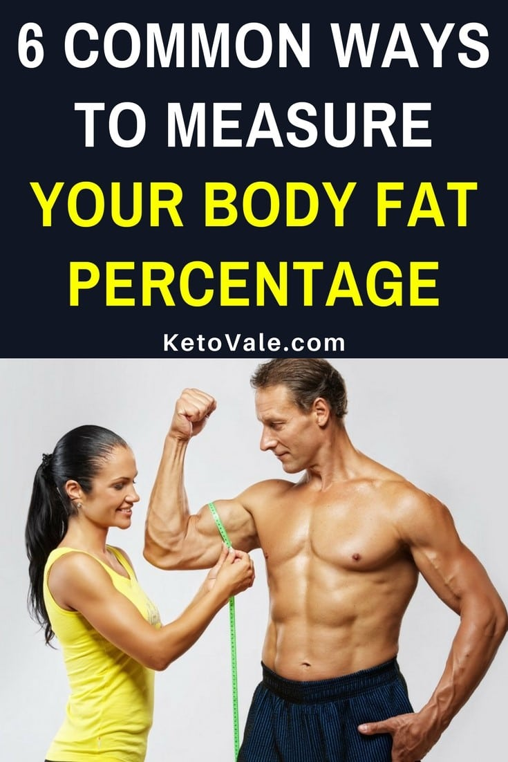 6 Ways To Measure Your Body Fat Percentage