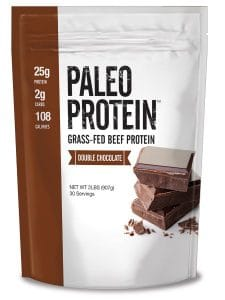 Julian Bakery Chocolate Beef Protein Powder