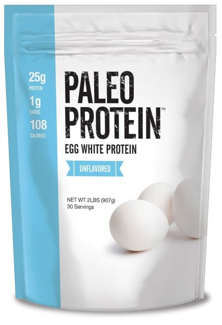 Julian Bakery Egg White Protein Powder