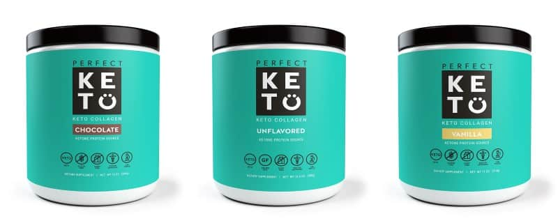 Keto Collagen with MCTs