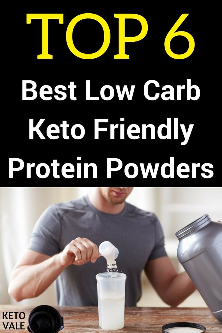 Best Low Carb Keto Friendly Protein Powders Reviews