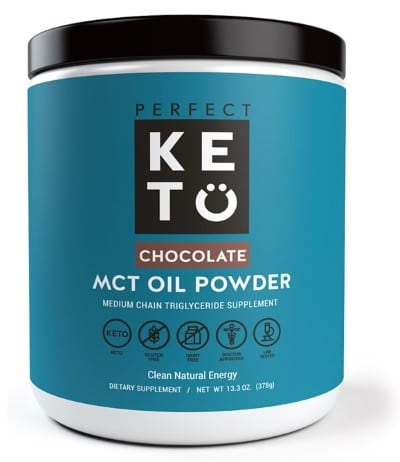 MCT Chocolate Powder