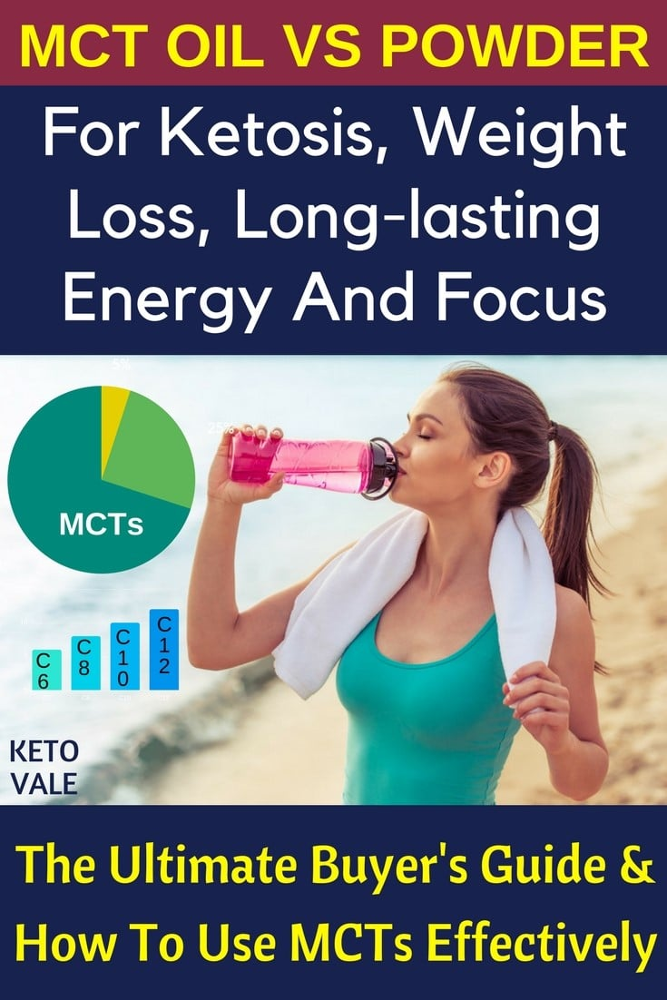 Best MCT oil and powder reviews and where to buy. Read this guide for benefits of medium-chain triglycerides for ketosis, weight loss, long-lasting energy and focus