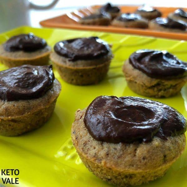 Mini Coffee Chocolate Cupcakes Recipe